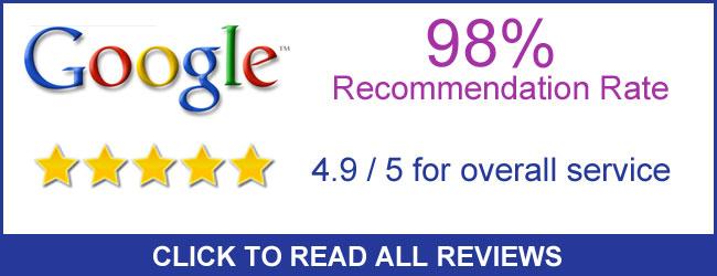 Google Reviews of CSJ