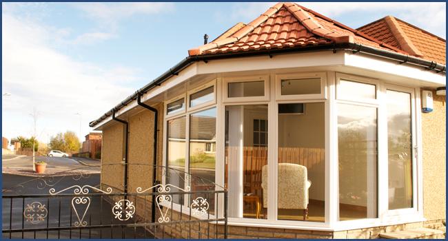 roofline Guttering and Roofline, Double Glazing Scotland
