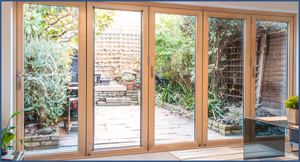 bespoke bi-folding doors