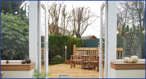 french doors by csj
