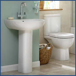 lily bathroom suite