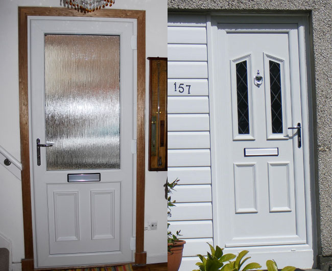 Upvc Door Company : Quality upvc doors csj central scotland joinery