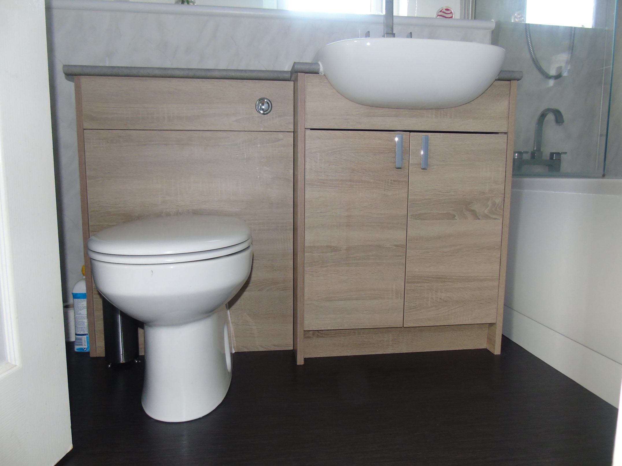Contemporary Bathroom Installations In Scotland Csj Central Scotland Joinery