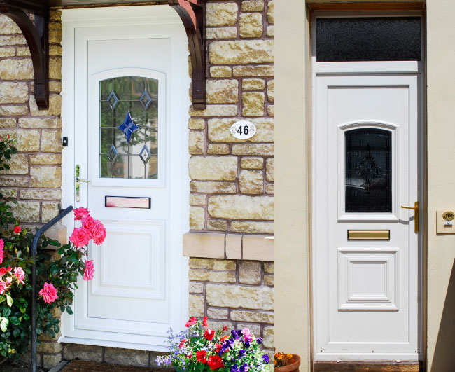 Upvc Doors Scotland : Quality upvc doors csj central scotland joinery