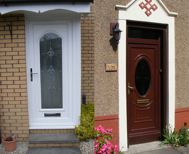Quality UPVC Doors | CSJ - Central Scotland Joinery